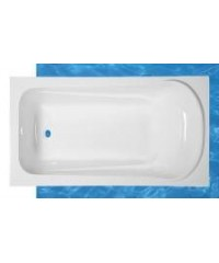 Ванна акриловая LOTUS 1,5м